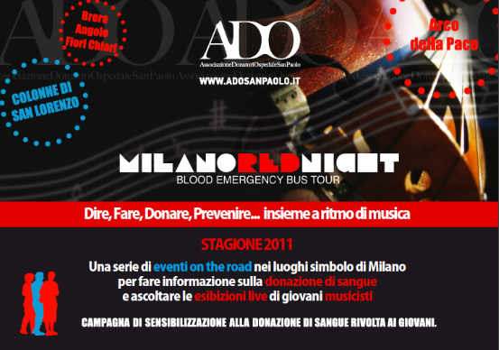Milano Red Night di ADO